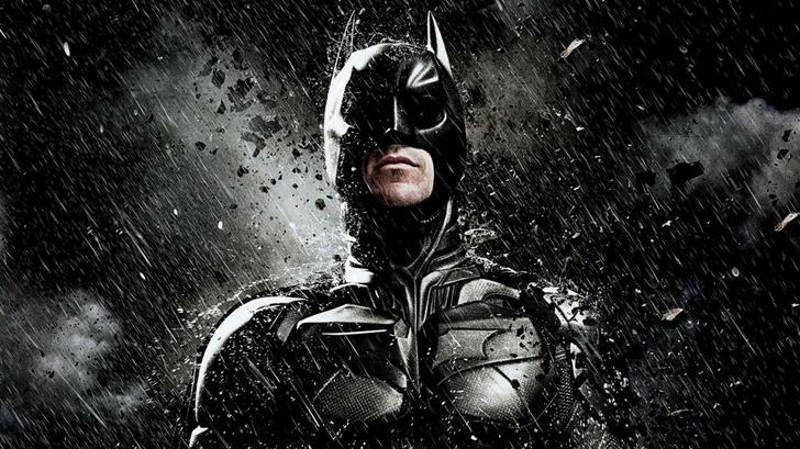 bale as batman