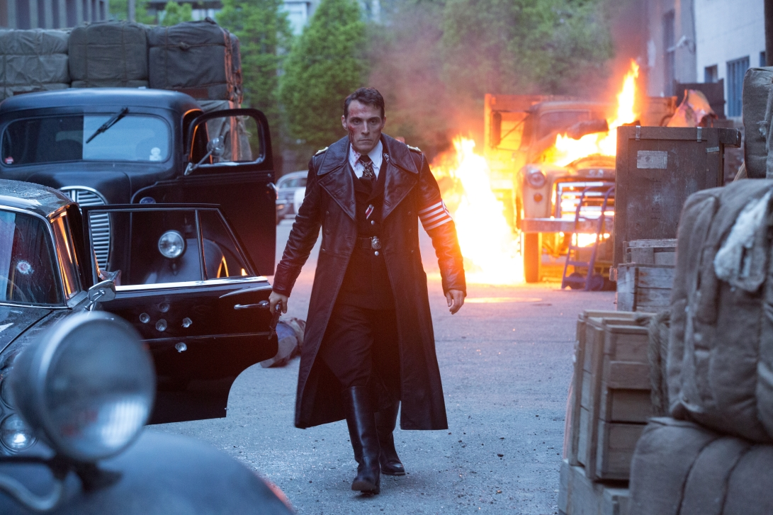 """Rufus Sewell plays a Nazi commander in """"The Man in the High Castle."""""""