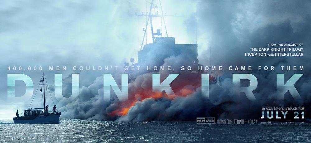 Dunkirk poster better